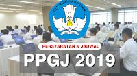 Inilah Persyaratan dan Jadwal PPG Dalam Jabatan (PPGJ - PPGDJ) Tahun 2019