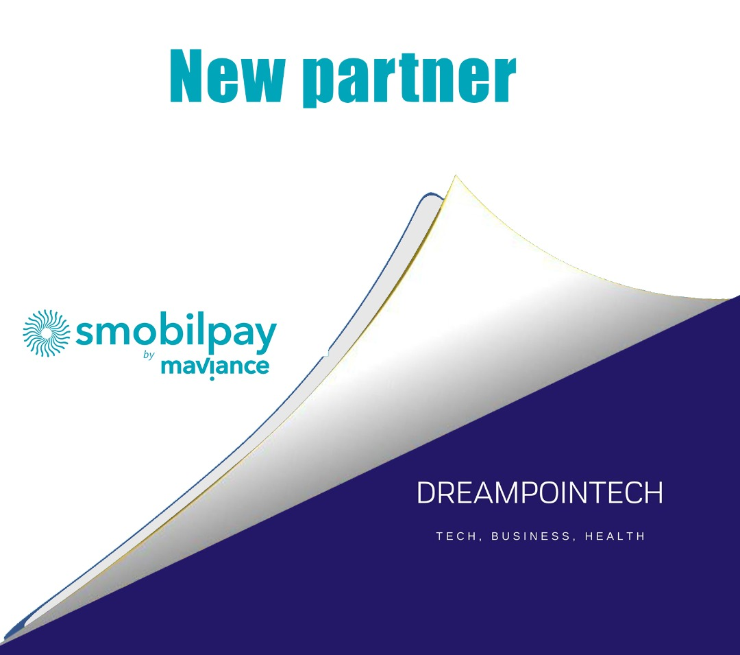 Partnership Logo Between Maviance GmBH and Dreampointech Inc  (maviance partners with dreampointech)