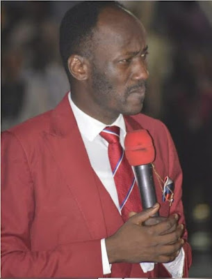 Powerful Hands Fingered in the Apostle Suleman S*x Scandal... See Details