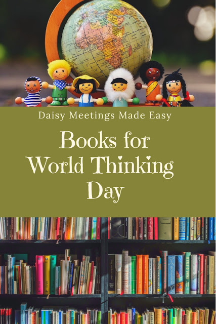 Books for Girl Scout World Thinking Day 2019