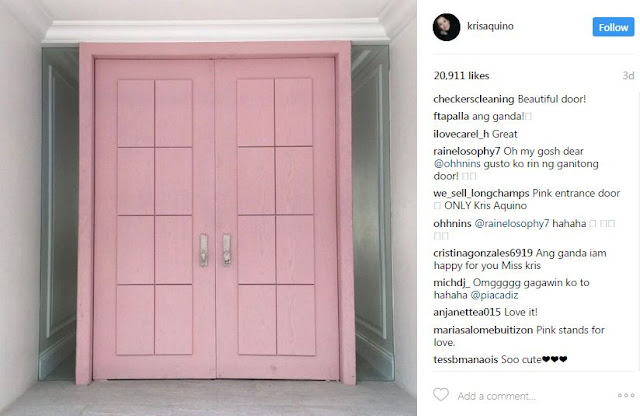Take A Tour Inside Kris Aquino's Elegant New House! Stunning!