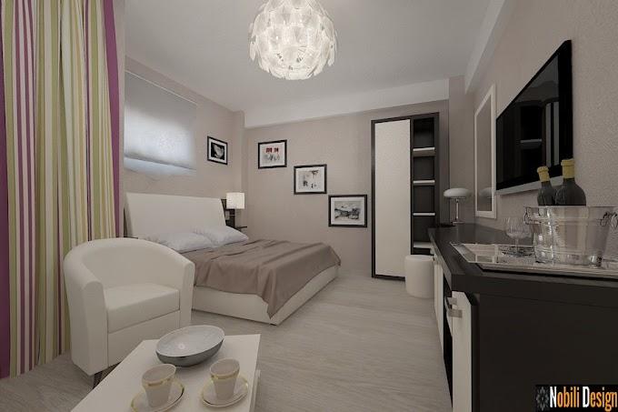 Design interior casa de vacanta Brasov - Design interior pensiune la munte