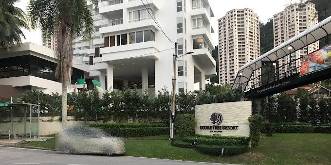 Pengalaman Bercuti di Doubletree by Hilton, Penang