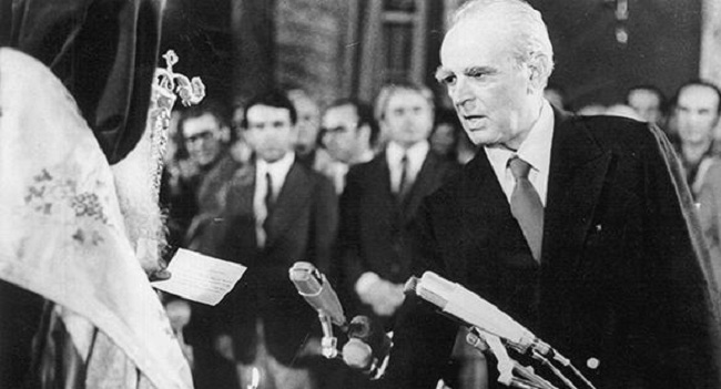 Γιατί ο Καραμανλής το 1974 προτίμησε την ατίμωση; Μαρτυρία: οι ευθύνες του Καραμανλή στο Κυπριακό