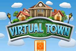 Cara Bermain Virtual Town (Tips & Trik)