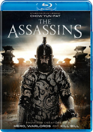 The Assassins 2012 BRRip 800Mb Hindi Dual Audio 720p