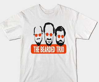 The Bearded Trio T-Shirt