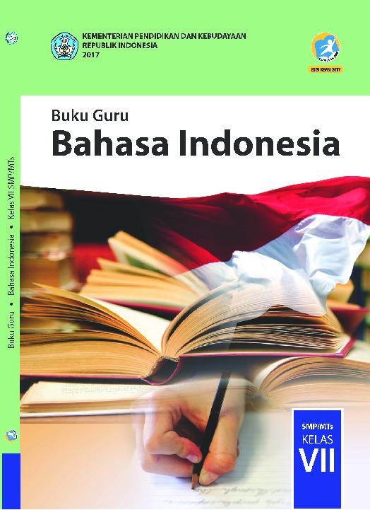 Buku Bahasa Indonesia Kelas 7 - Buku Guru