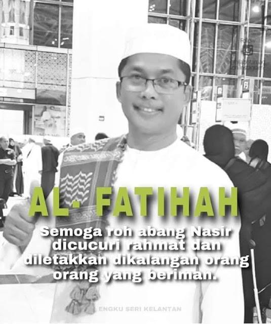 AL-FATIHAH BUAT ARWAH DATO NASIR WAHAB