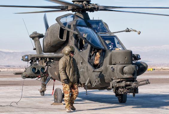 AgustaWestland AW129 Mangusta specs
