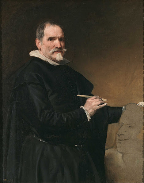 Диего Веласкес - Портрет Хуана Мартинеса Монтанеса (1635-1636)