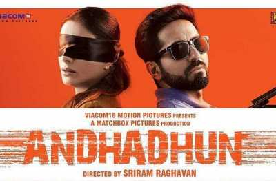 Andhadhun (2018) 300mb Movie HD MKV Download