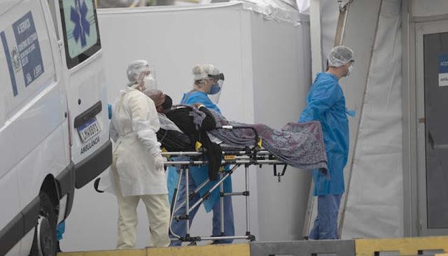 Brasil supera los cuatro millones de contagios de Covid-19