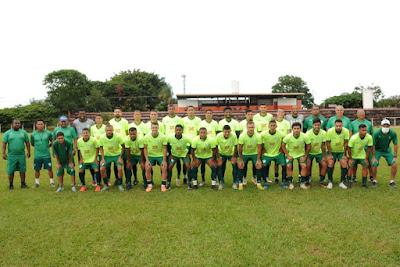 Jataiense goleia em seu primeiro jogo treino visando o Goianão 2021