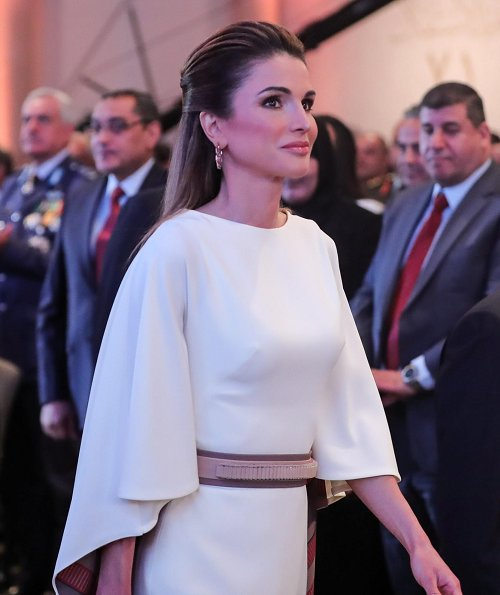 Queen Rania Daughter Salma