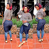 Checkout Nigeria Curvy Female Soldiers Making Waves On Socials With Her Outfits - Photos