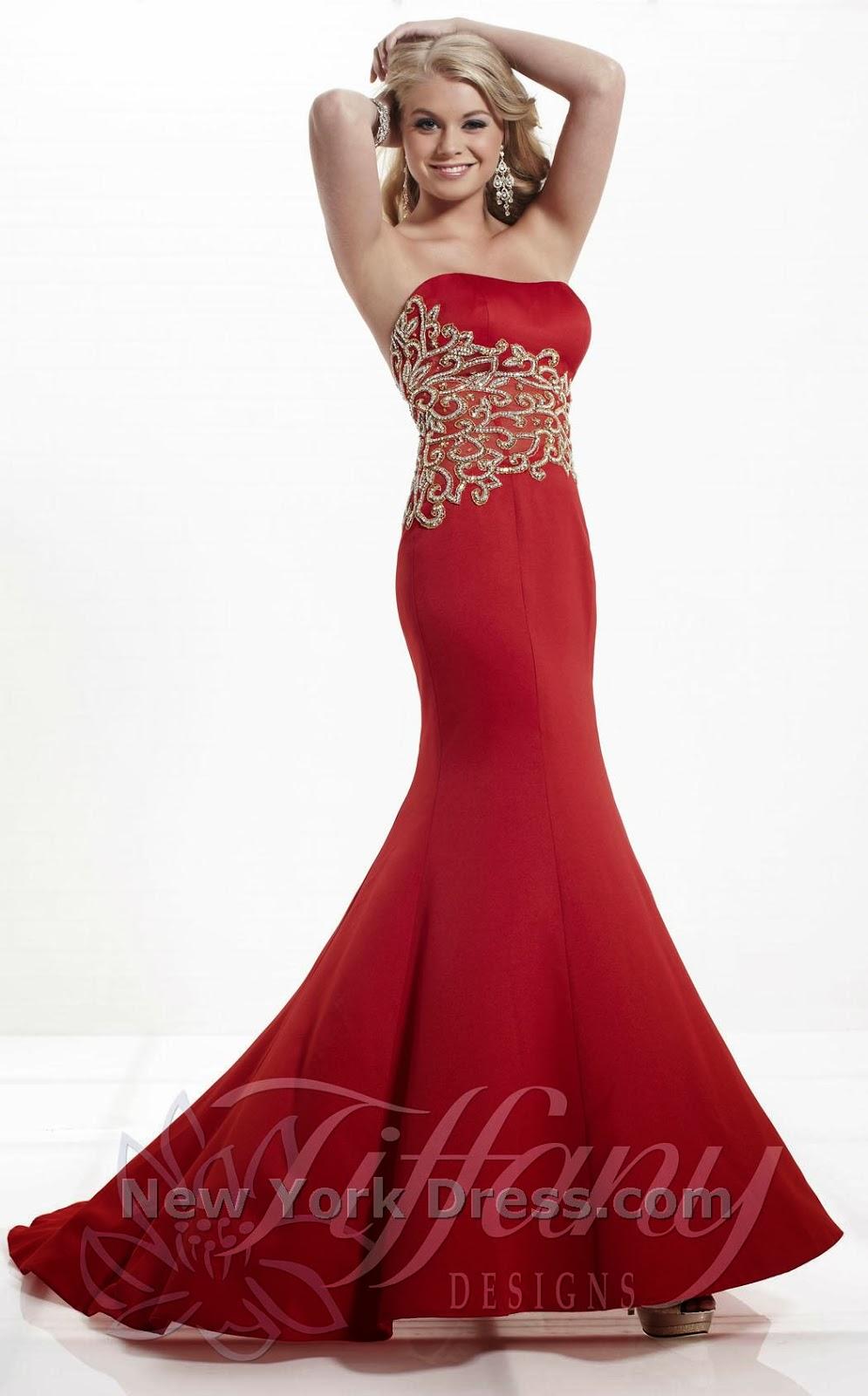 72ed43ba3528d فستان خطوبة تيفانى