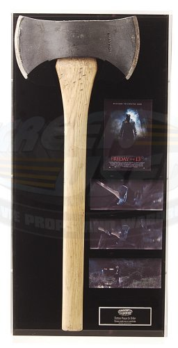 Props Friday The 13th 2009 Hero Axe Used By Jason Voorhees