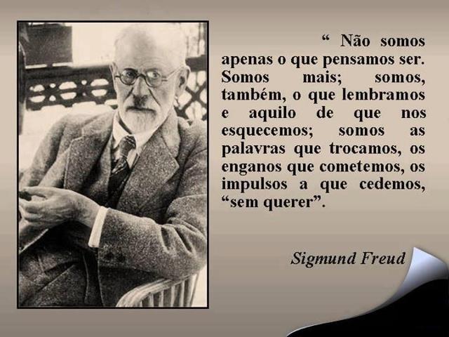 Frases De Freud Psicologia: Freud: O Inconsciente Como Parte Do Que Somos