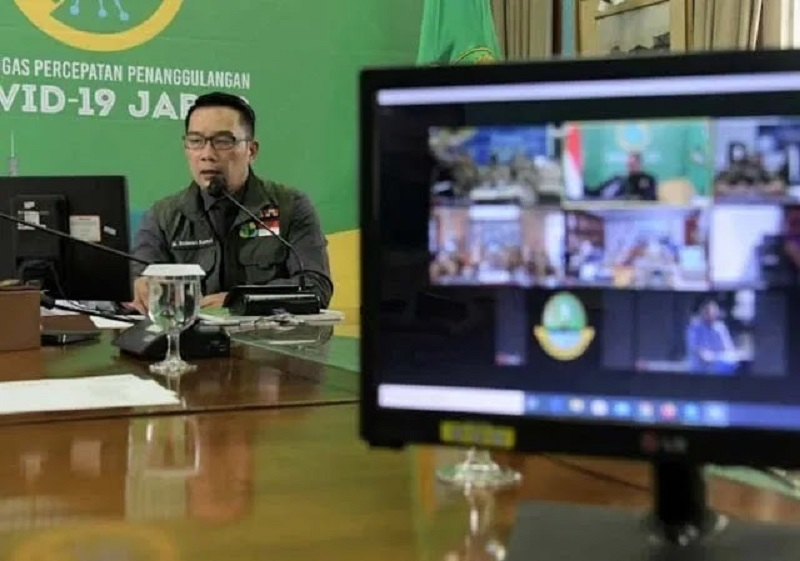 Kepala Daerah Bandung Raya Sepakat Ajukan PSBB Bersamaan