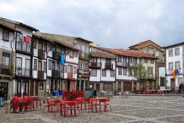 guimaraes centro de la ciudad
