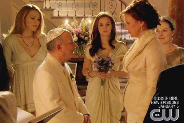 casamento judeu, gossip girl