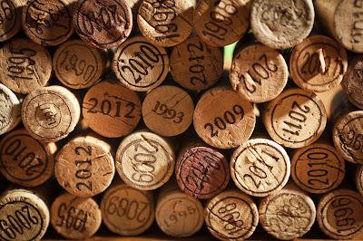 Millésime 2017 bouchon vin France