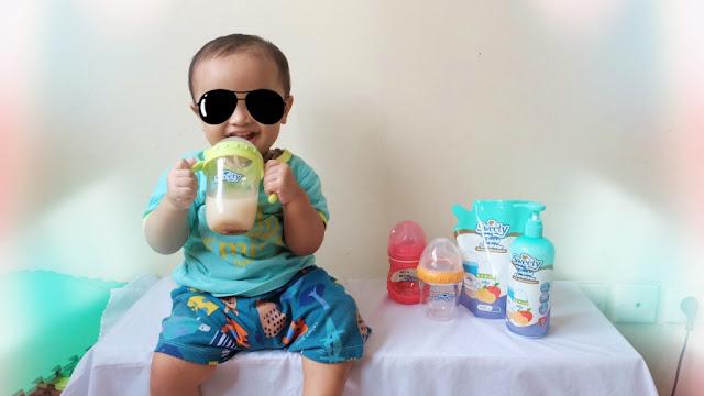 cara cuci botol bayi