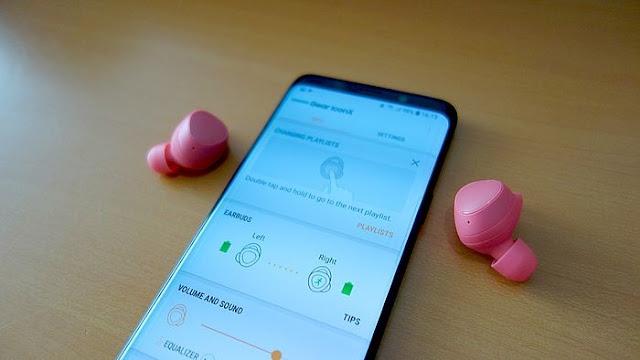 Audio Bersih dan Fitur Beragam
