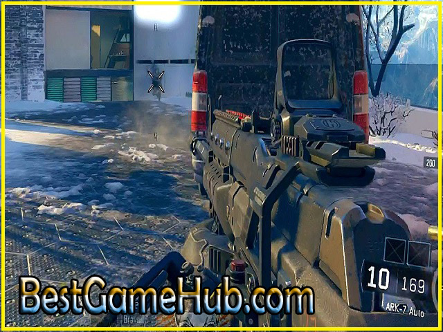 Call of Duty Black Ops III Compressed PC Repack Game Download