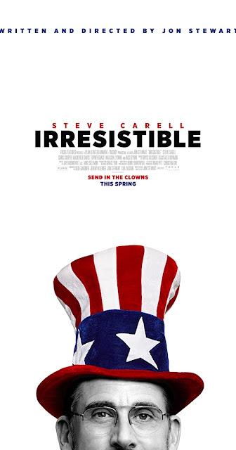 Sinopsis Irresistible, Drama Komedi Satire Tentang Politik - Clouidnesia