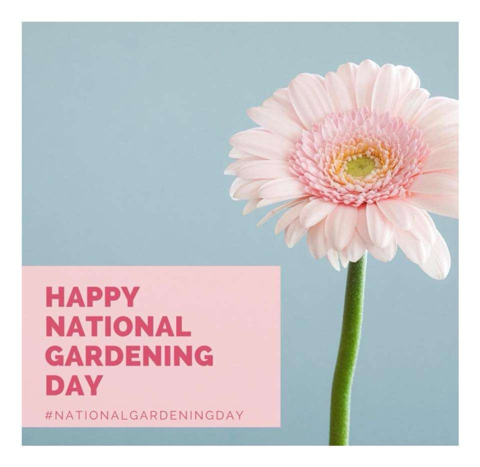 National Gardening Day Wishes Photos
