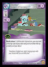 My Little Pony Ocellus, Student of Friendship Friends Forever CCG Card