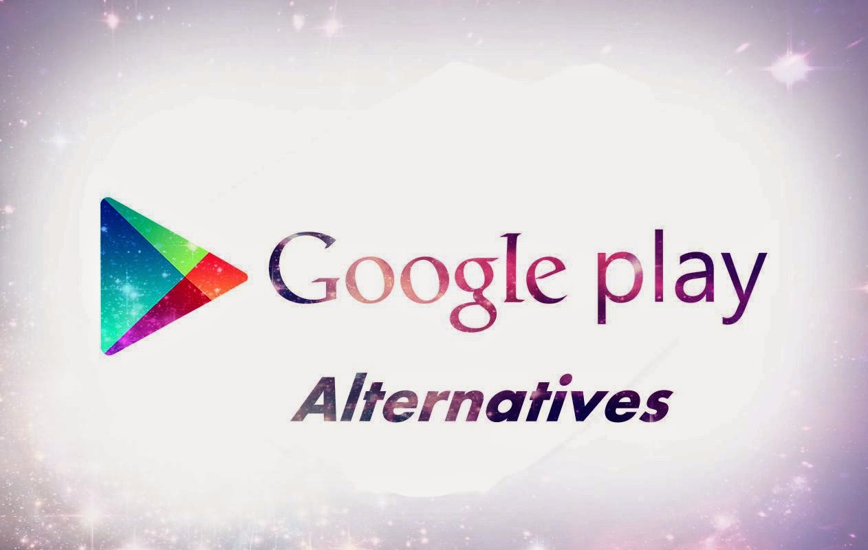 google play alternatives
