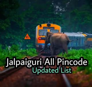 Jalpaiguri Pin Code - Jalpaiguri Postal Code (Zip Code) No Online