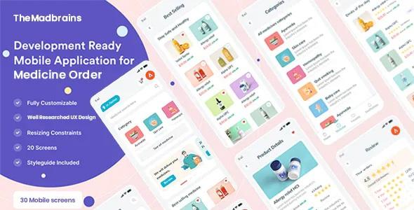 Best Medicine Delivered Mobile App