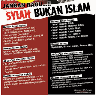 Video : 6 Alasan Mengapa Syiah Bukan Islam