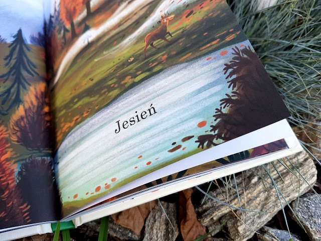 Wielka Podróż Małego Ptaszka - Małpka Wiercipiętka - Foksal - Wilga - książki dla dzieci - recenzje - blog rodzicielski