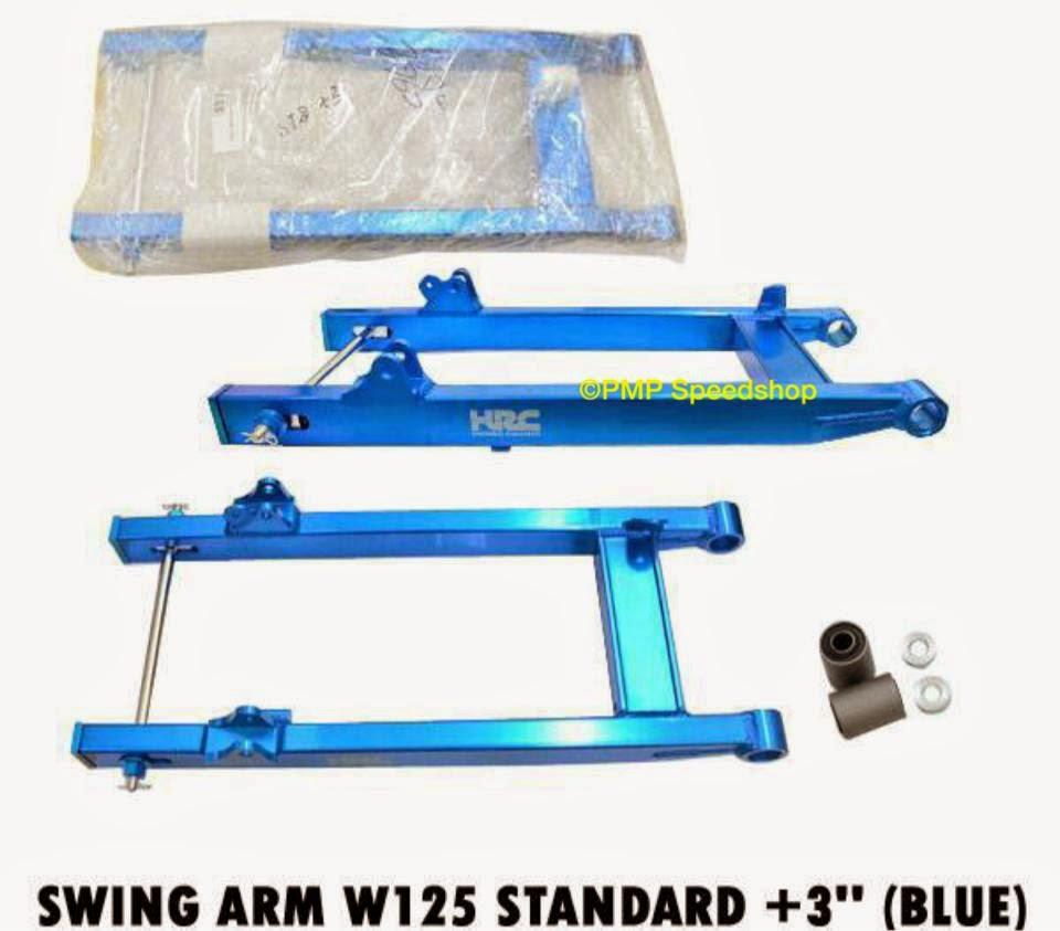 SWING ARM ALLOY HONDA WAVE 125 2KG ~ PALEX MOTOR PARTS
