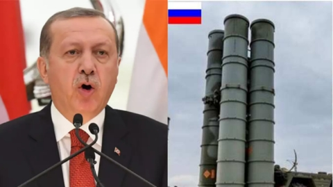 Turkish President threatens US on S-400 test