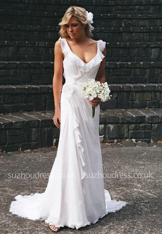 https://www.suzhoudress.co.uk/cheap-chiffon-summer-outdoor-wedding-dress-long-g19764?cate_2=12?utm_source=blog&utm_medium=ModernRapunzelBlog&utm_campaign=post&source=ModernRapunzelBlog