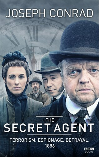 The Secret Agent (2016-) ταινιες online seires oipeirates greek subs