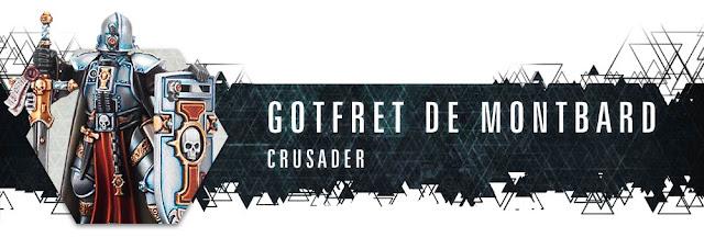 Gotfret de Montbard Cruzado Imperial