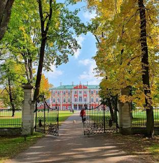 Palais de Kadriorg, Tallinn