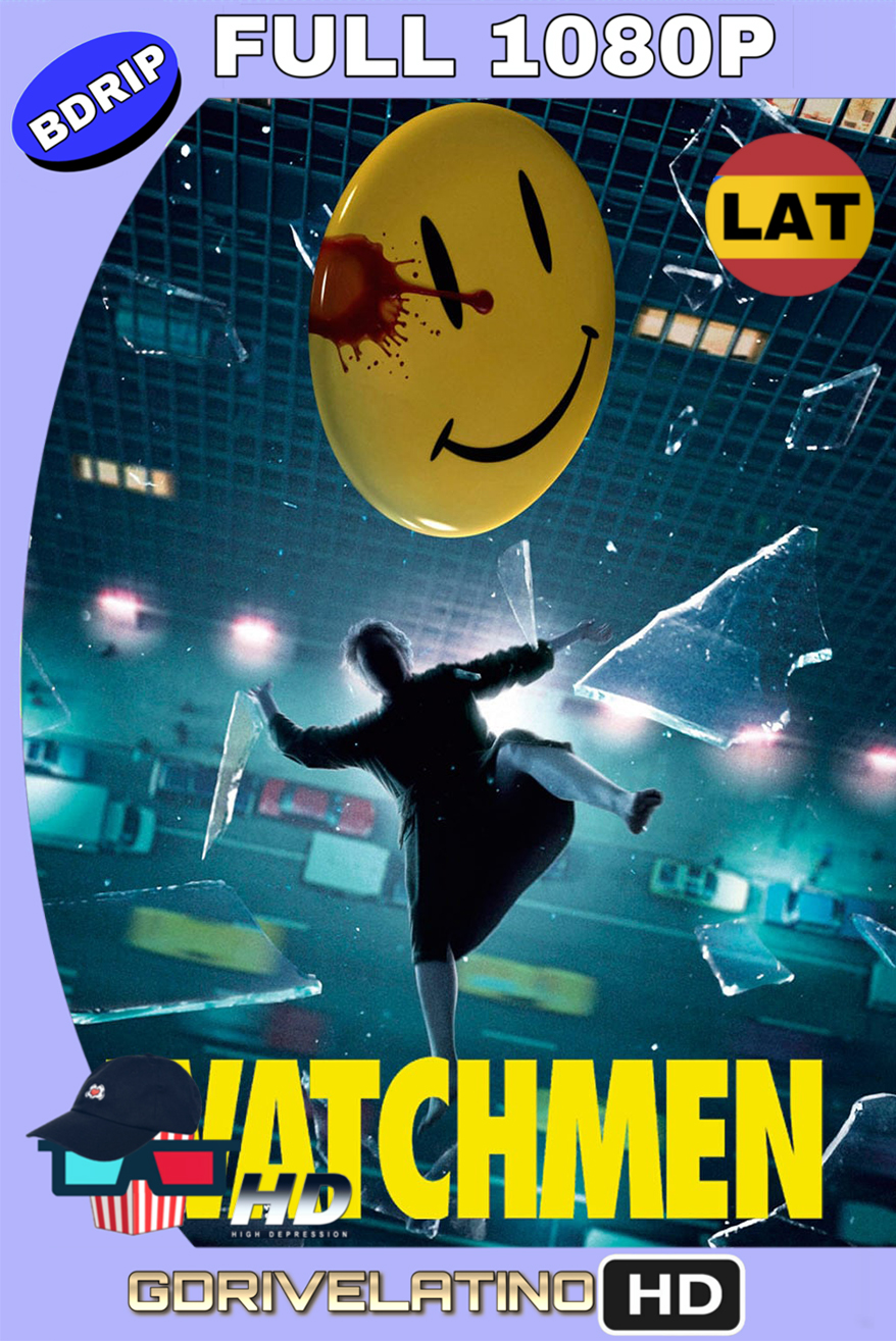 Watchmen (2009) BDRip FULL 1080p (Latino-Inglés) MKV