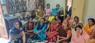 बसंत पंचमी पर्व मनाने को लेकर वैश्य महासम्मेलन महिला मंडल की बैठक संपन्न
