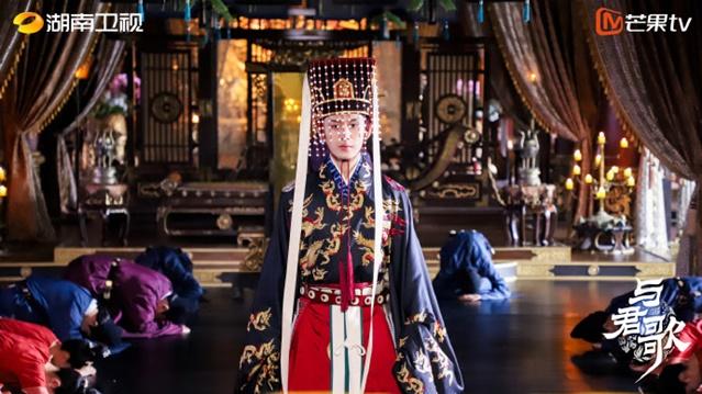Dream of Chang'an ลำนำรักเคียงบัลลังก์ (Stand By Me: 与君歌)