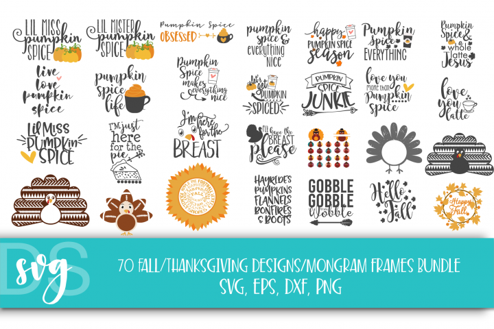 Where To Find Free Thanksgiving Svgs