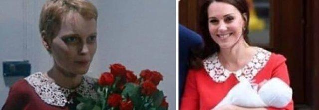 Kate e la sfortunata scelta dell'abito