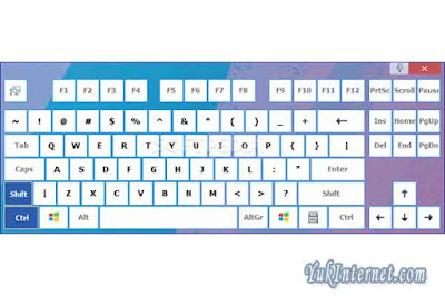 comfort on screen keyboard pro